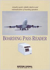 BPR/Boarding Pass Reader